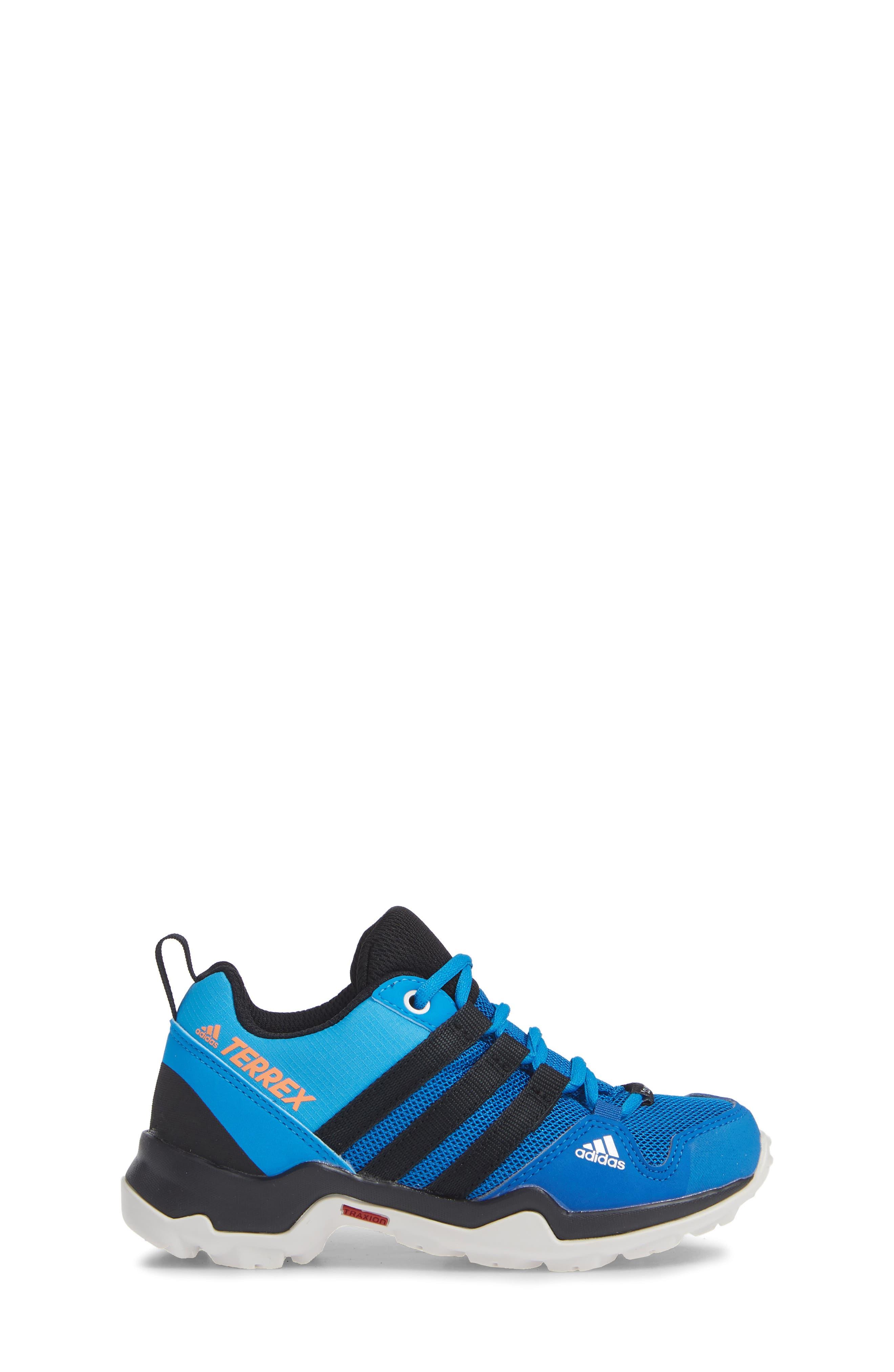 ,                             Terrex AX2R CP Sneaker,                             Alternate thumbnail 3, color,                             BLUE BEAUTY/ BLACK/ ORANGE