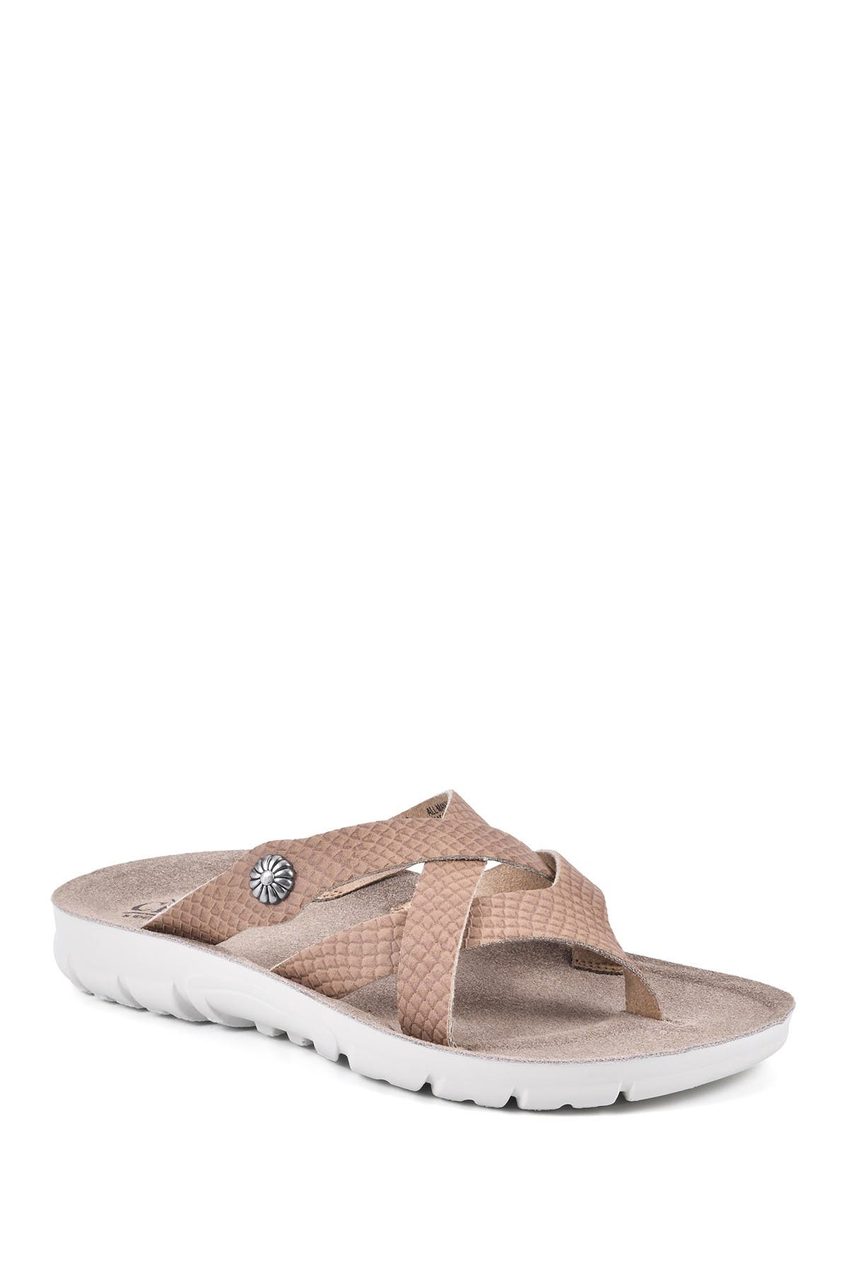 Image of Cliffs by White Mountain Cienna Thong Comfort Sandal