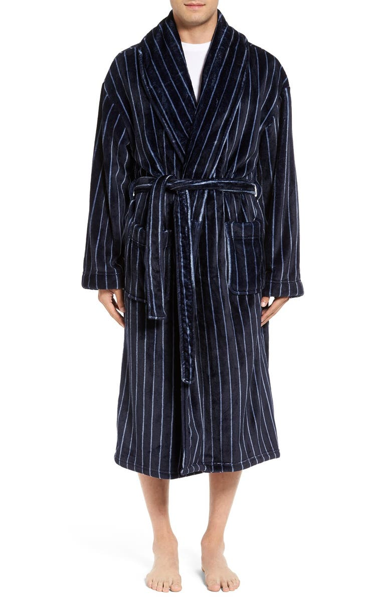 MAJESTIC INTERNATIONAL Fleece Robe, Main, color, 400