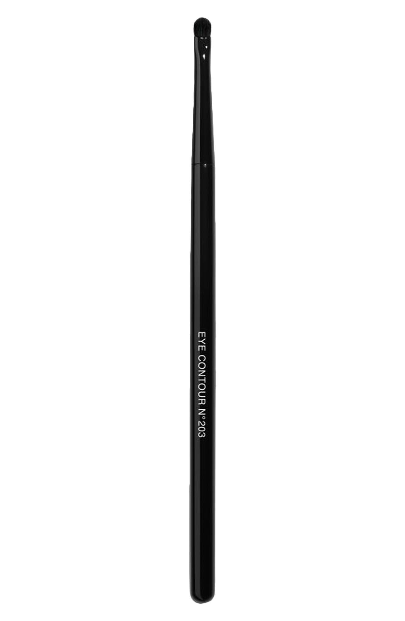 CHANEL LES PINCEAUX DE CHANEL Eye Contouring Brush N°203   Nordstrom
