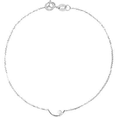 Wwake Arc Lineage Diamond Bracelet