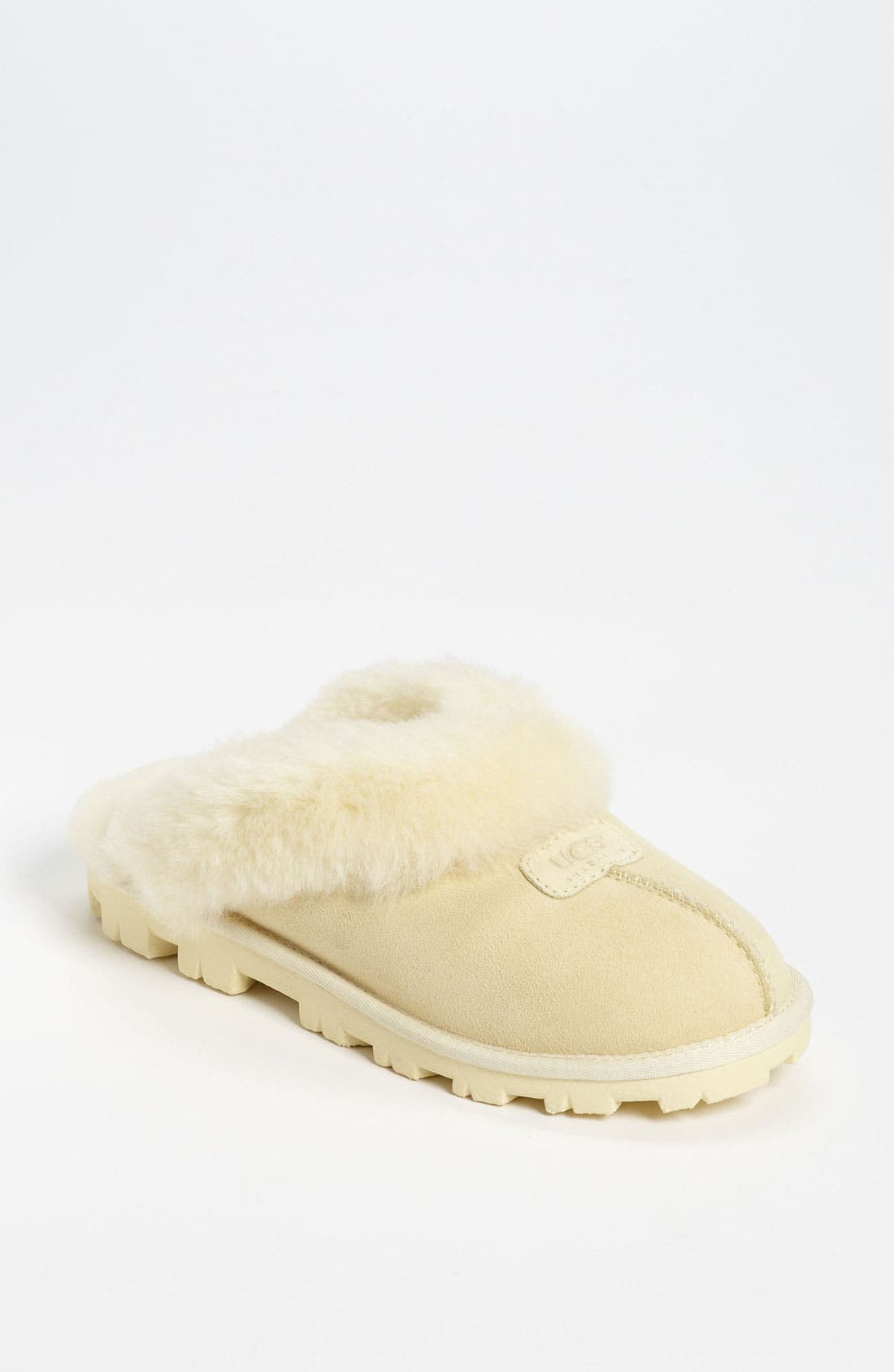 ,                             Genuine Shearling Slipper,                             Main thumbnail 148, color,                             742