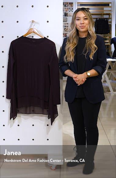 Libby Crewneck Sweater, sales video thumbnail
