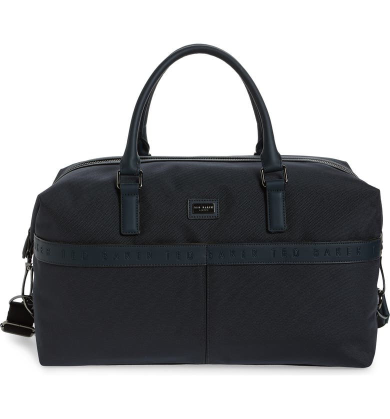 TED BAKER LONDON Factor Duffle Bag, Main, color, 410