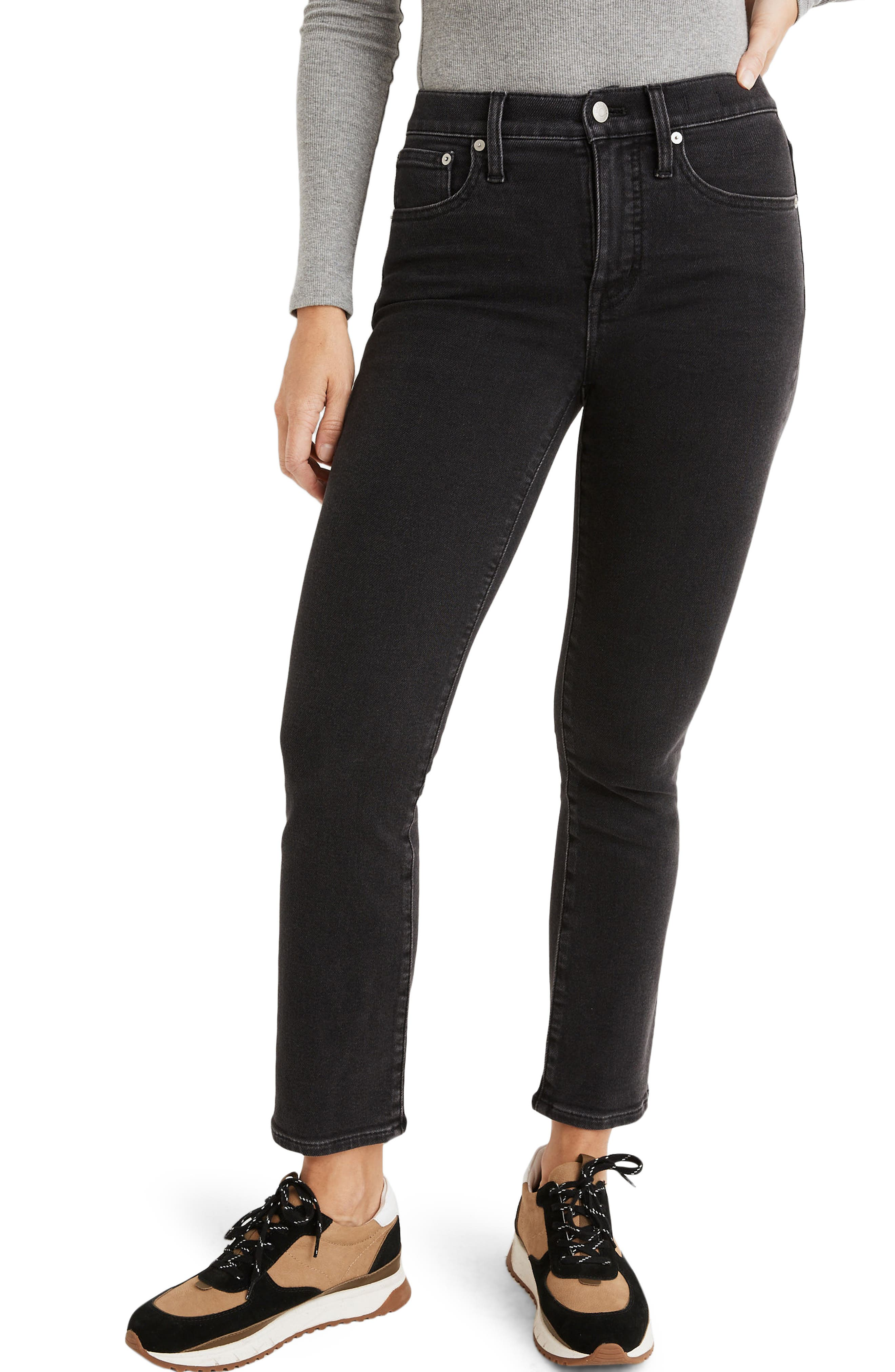 Madewell Cali Demi Boot Jeans (Starkey) (Regular & Plus Size) | Nordstrom