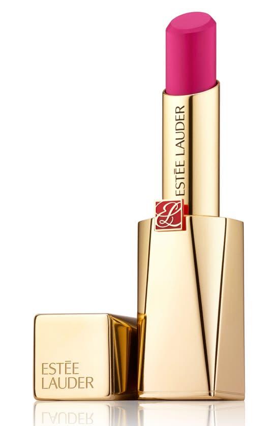 Estée Lauder Pure Color Desire Rouge Excess Creme Lipstick In Claim-matte