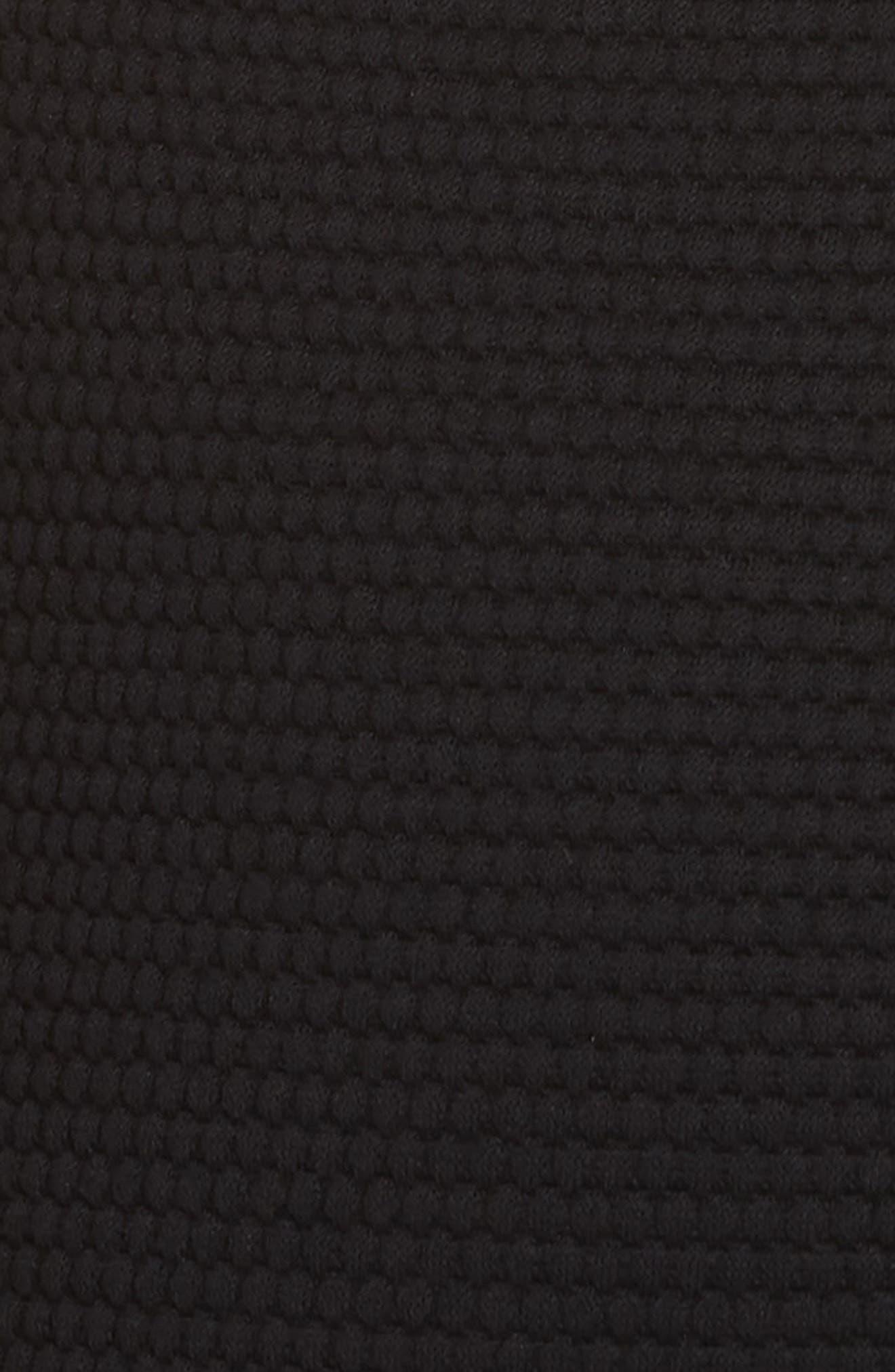 ,                             Sleeveless Sheath Dress,                             Alternate thumbnail 5, color,                             001