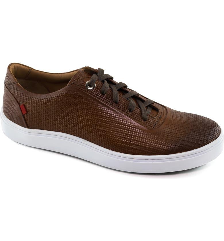 MARC JOSEPH NEW YORK Mercer Street Sneaker, Main, color, COGNAC