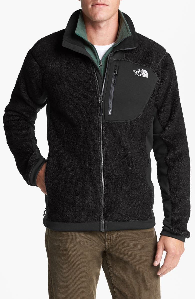 72dc442a2 The North Face Polartec® Thermal Pro Grizzly Fleece Jacket | Nordstrom
