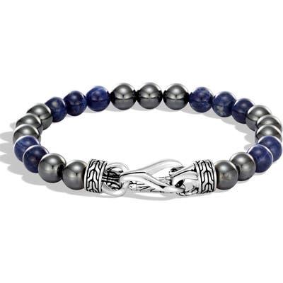 John Hardy Asli Chain & Stone Bracelet