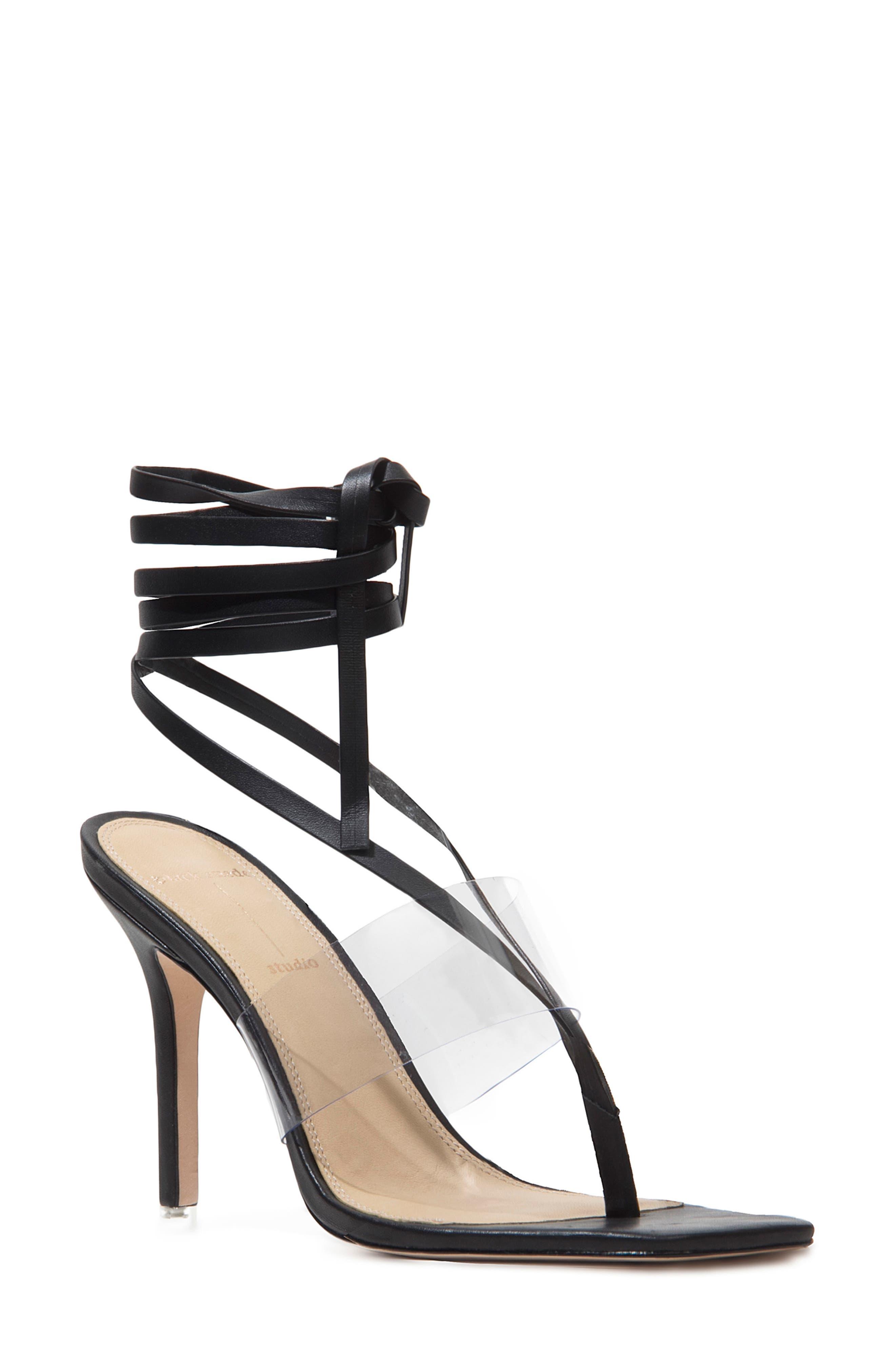 Melanie Ankle Strap Sandal