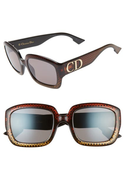 Image of Dior 54mm Dior Sunglasses