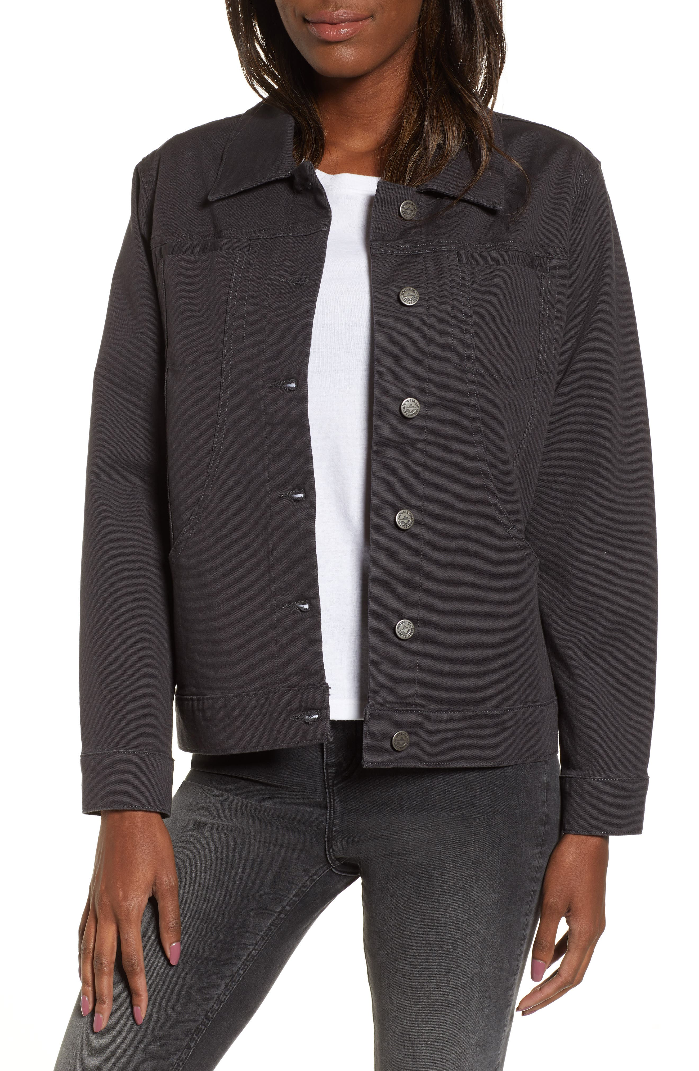 Patagonia Stand Up Shirt Jacket, Black