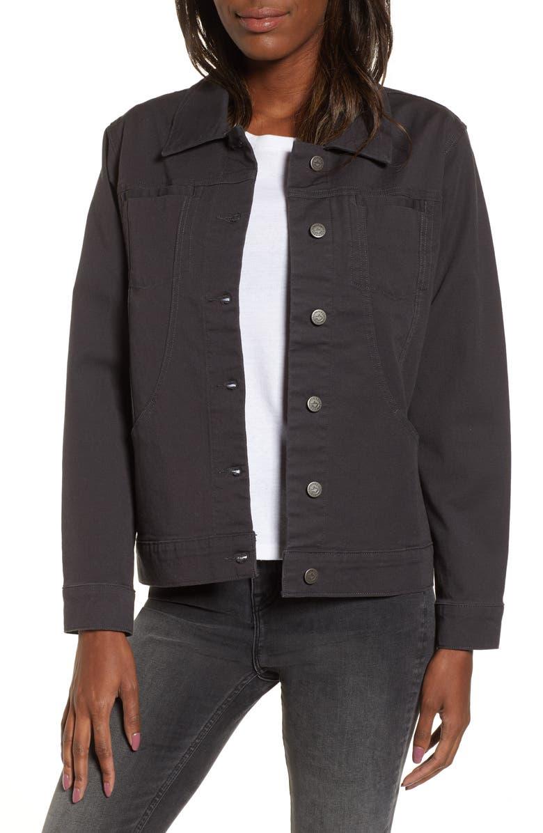 PATAGONIA Stand Up<sup>®</sup> Shirt Jacket, Main, color, 001