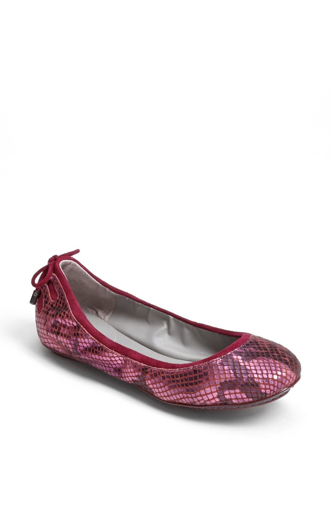 ,                             Maria Sharapova by Cole Haan 'Air Bacara' Flat,                             Main thumbnail 79, color,                             500