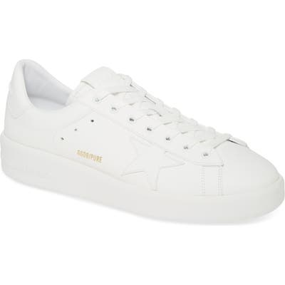 Golden Goose Pure Star Sneaker, White