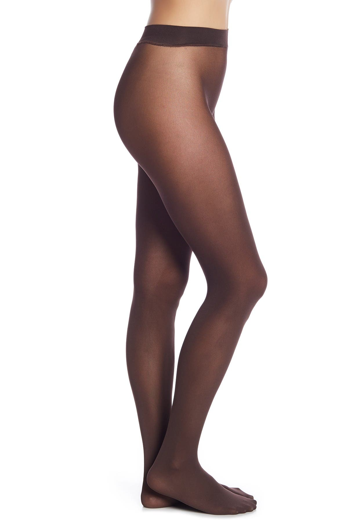 Image of HUE Seamless Opaque Tight