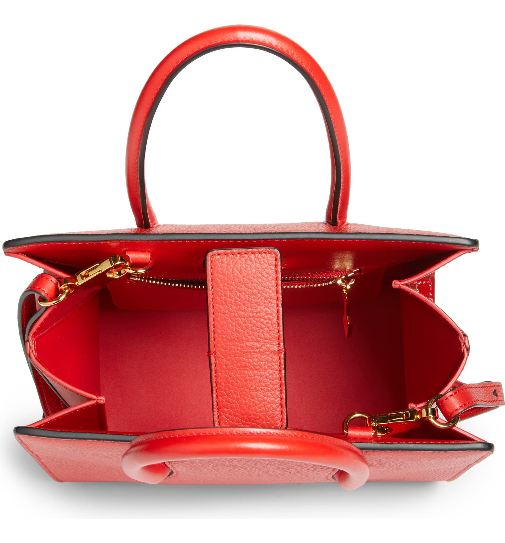 87c254a9fe2 Christian Louboutin Small Paloma Empire Leather Tote | Nordstrom