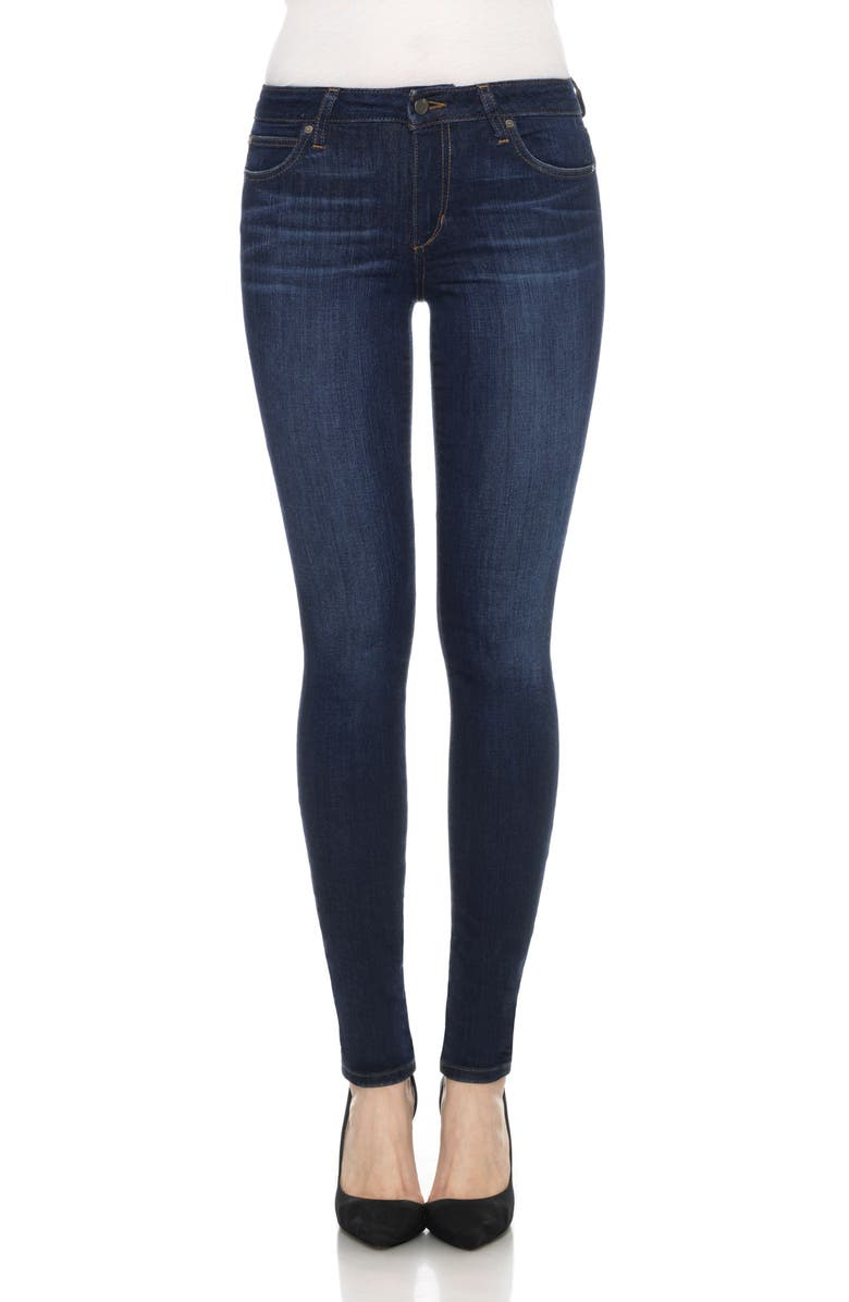 JOE'S Flawless - Icon Skinny Jeans, Main, color, NURIE