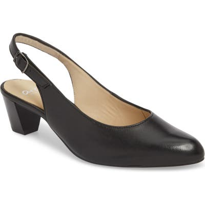 Ara Karlie Pump, Black
