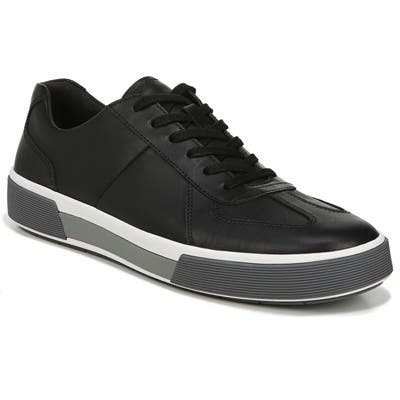 Vince Rogue Low Top Sneaker- Black