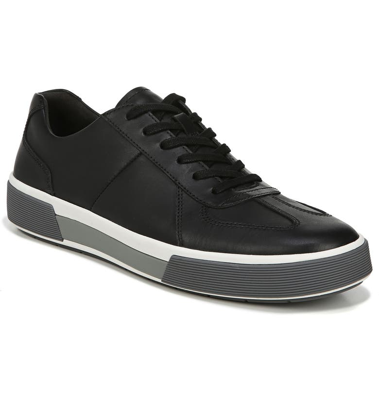 VINCE Rogue Low Top Sneaker, Main, color, BLACK