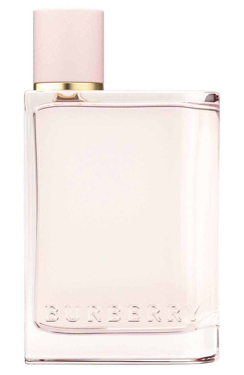 BURBERRY Her Eau de Parfum, Main, color, NO COLOR