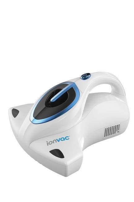 Image of Tzumi ionvac UV PureClean Hand-Vac – Handheld Fabric Vacuum Cleaner with UV Satanizing Light & HEPA Filtration