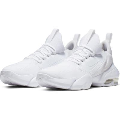 Nike Air Max Alpha Savage Training Shoe, White