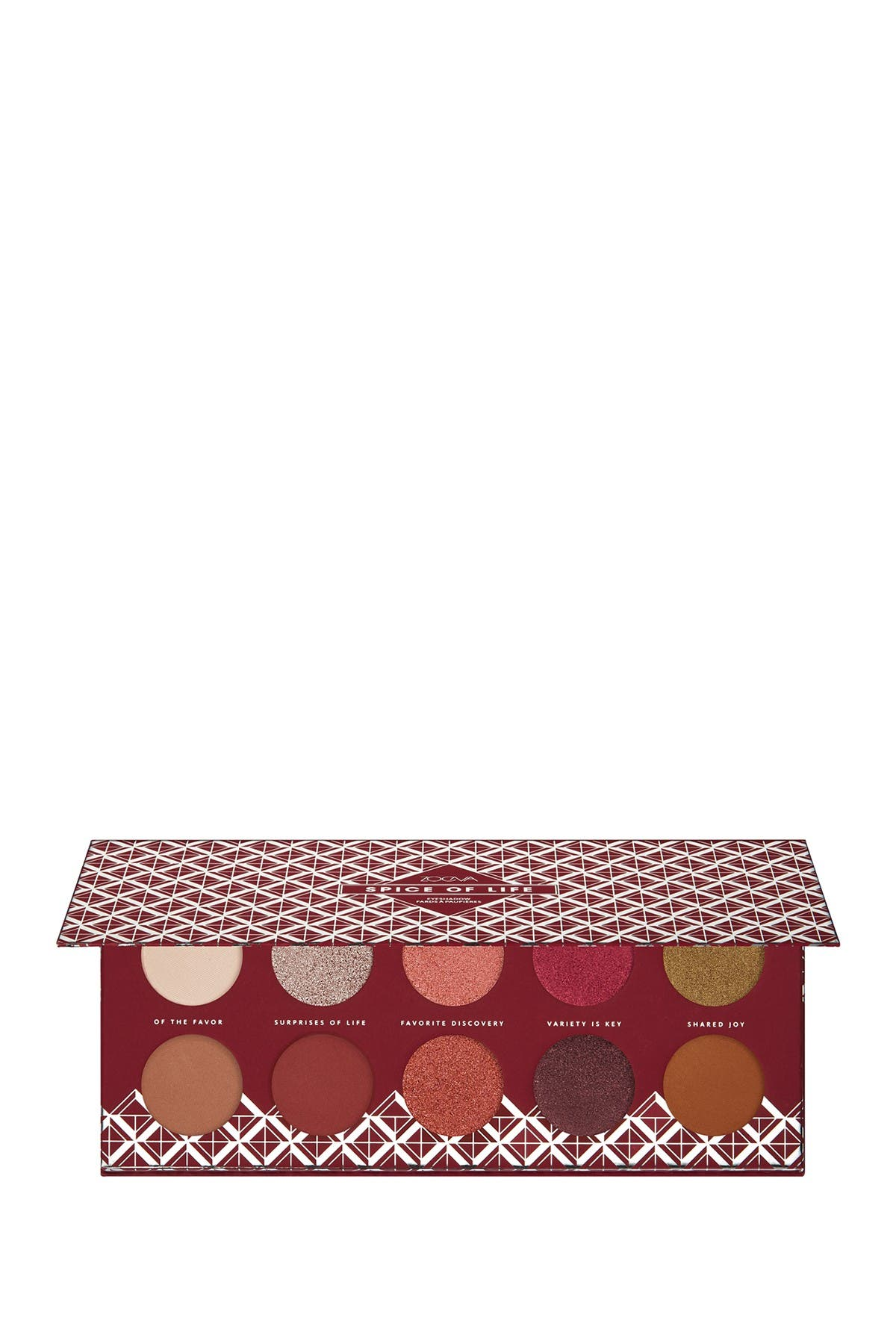 Image of Zoeva Spice Of Life Eyeshadow Palette