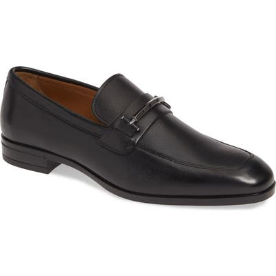 Boss Portland Bit LoaferUS / 7.5UK - Black