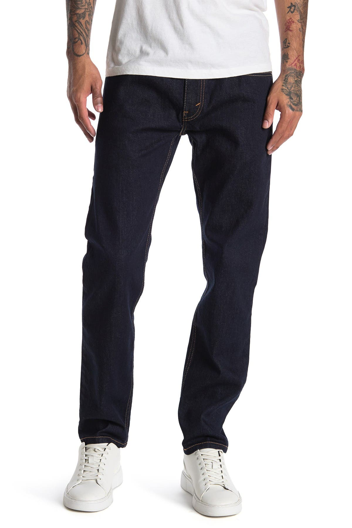 "Image of Levi's 502 Tapered Leg Jeans - 30-34"" Inseam"