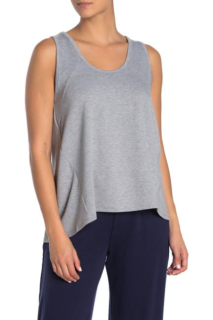 Image of N Natori Scoop Neck Tank Top