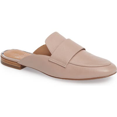 Linea Paolo Annie Genuine Calf Hair Loafer Mule, Pink