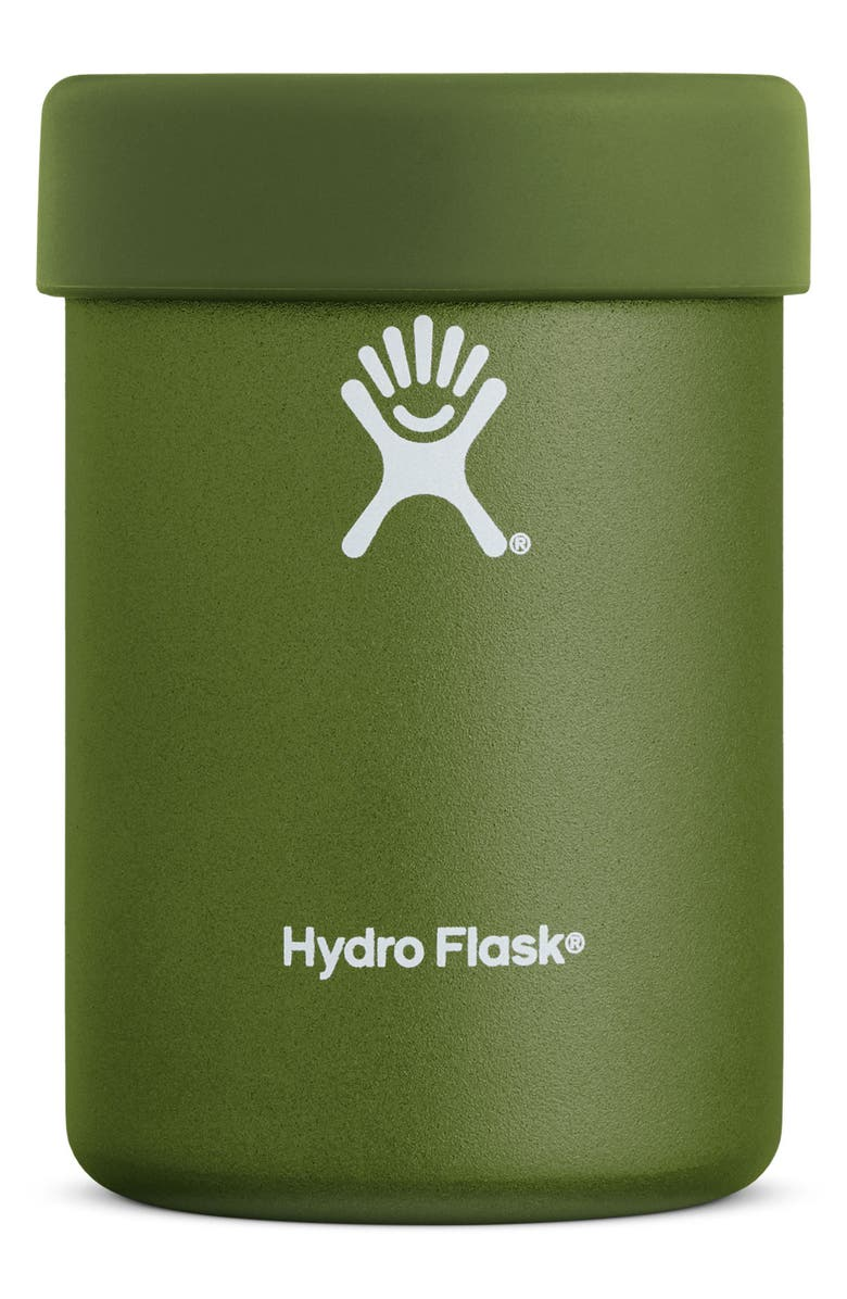 HYDRO FLASK Cooler Cup, Main, color, OLIVE