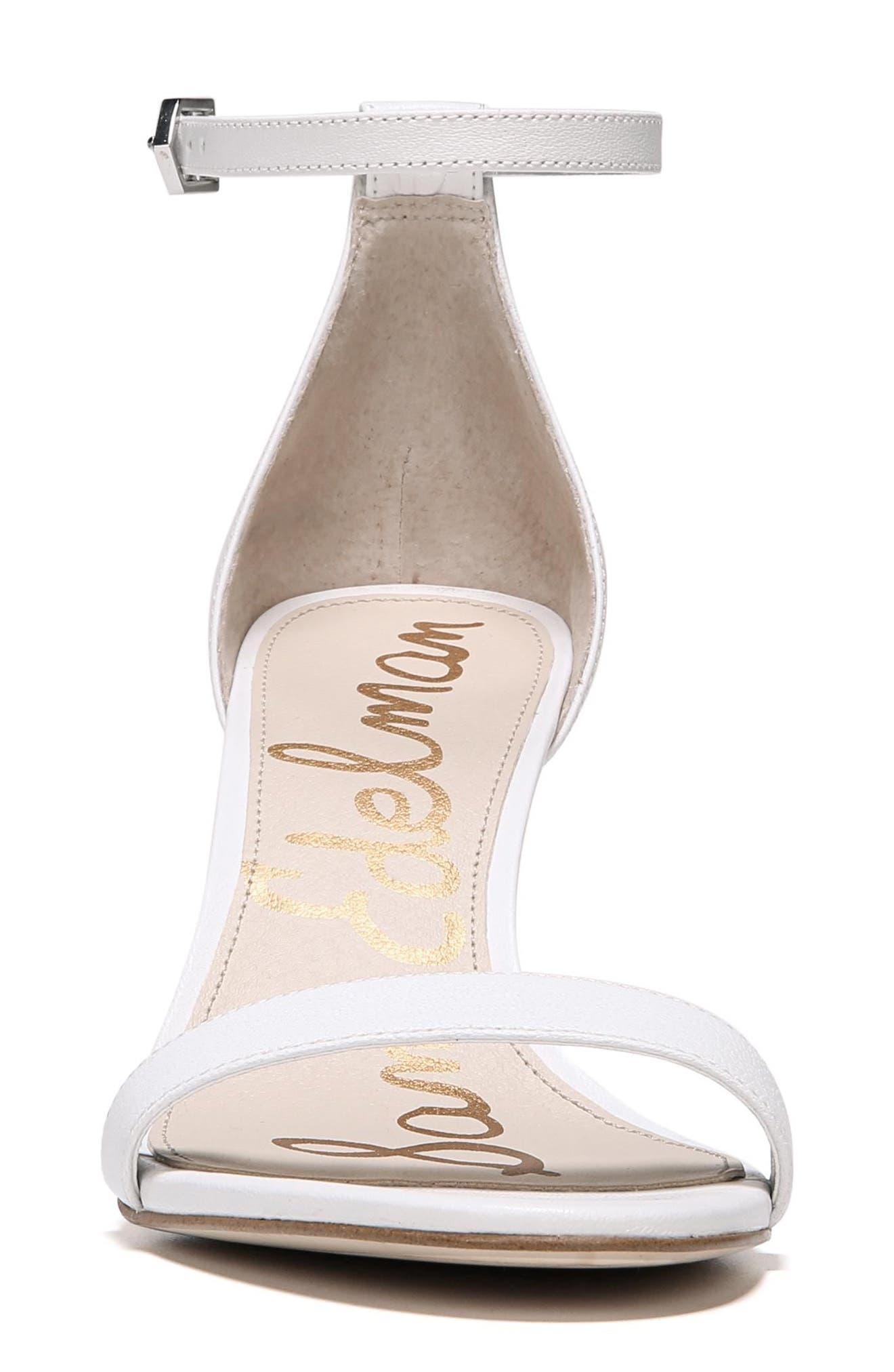 ,                             'Patti' Ankle Strap Sandal,                             Alternate thumbnail 59, color,                             101