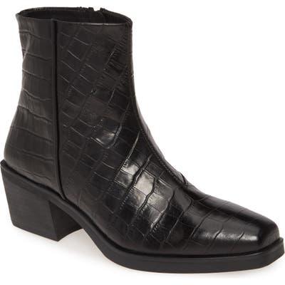 Vagabond Shoemakers Block Heel Bootie - Black