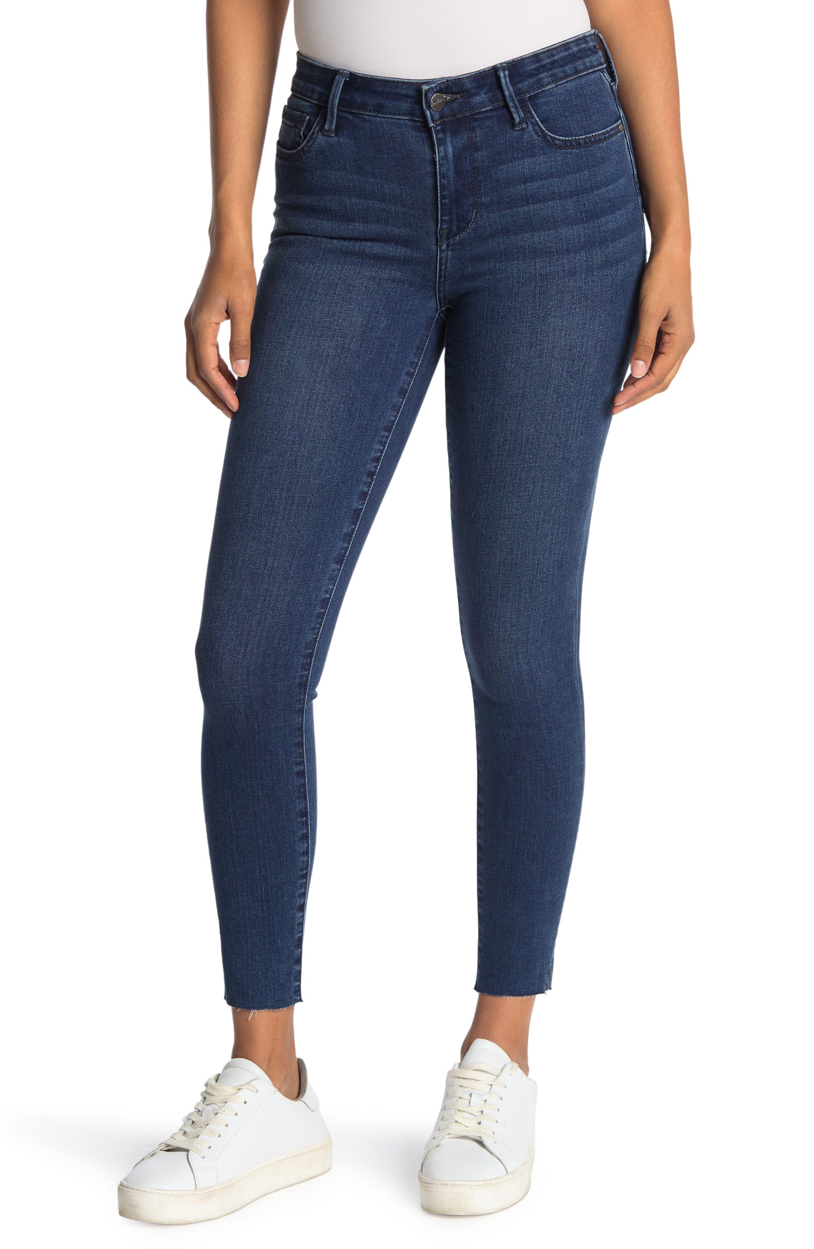 Femme Déchiré Stretch Jegging Jeans Pantalon Décontracté Skinny Pantalon Slim Leggings