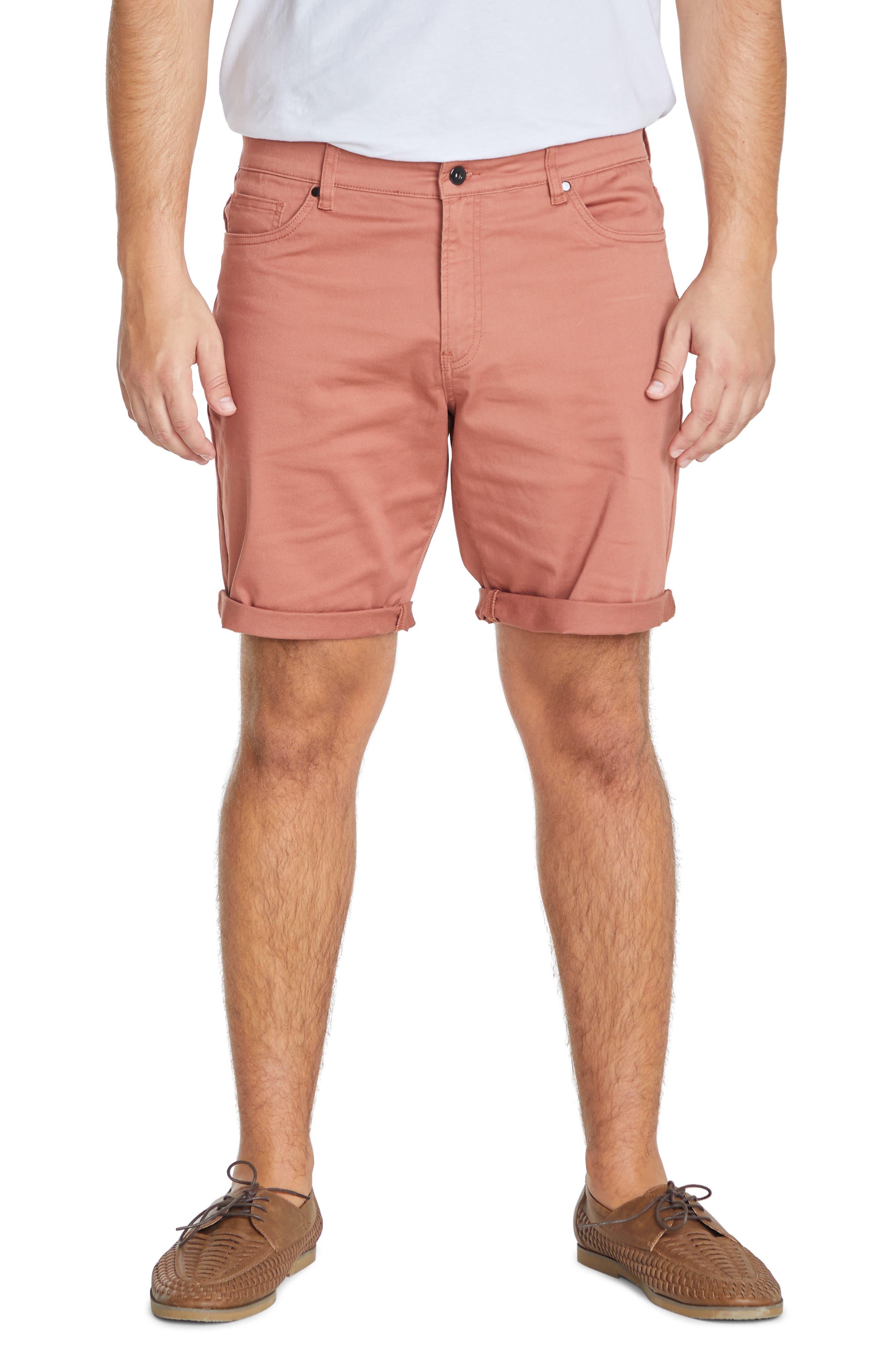 Marshall Stretch Chino Shorts