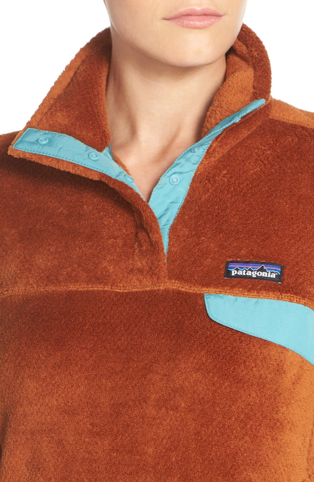 ,                             Re-Tool Snap-T<sup>®</sup> Fleece Pullover,                             Alternate thumbnail 97, color,                             201