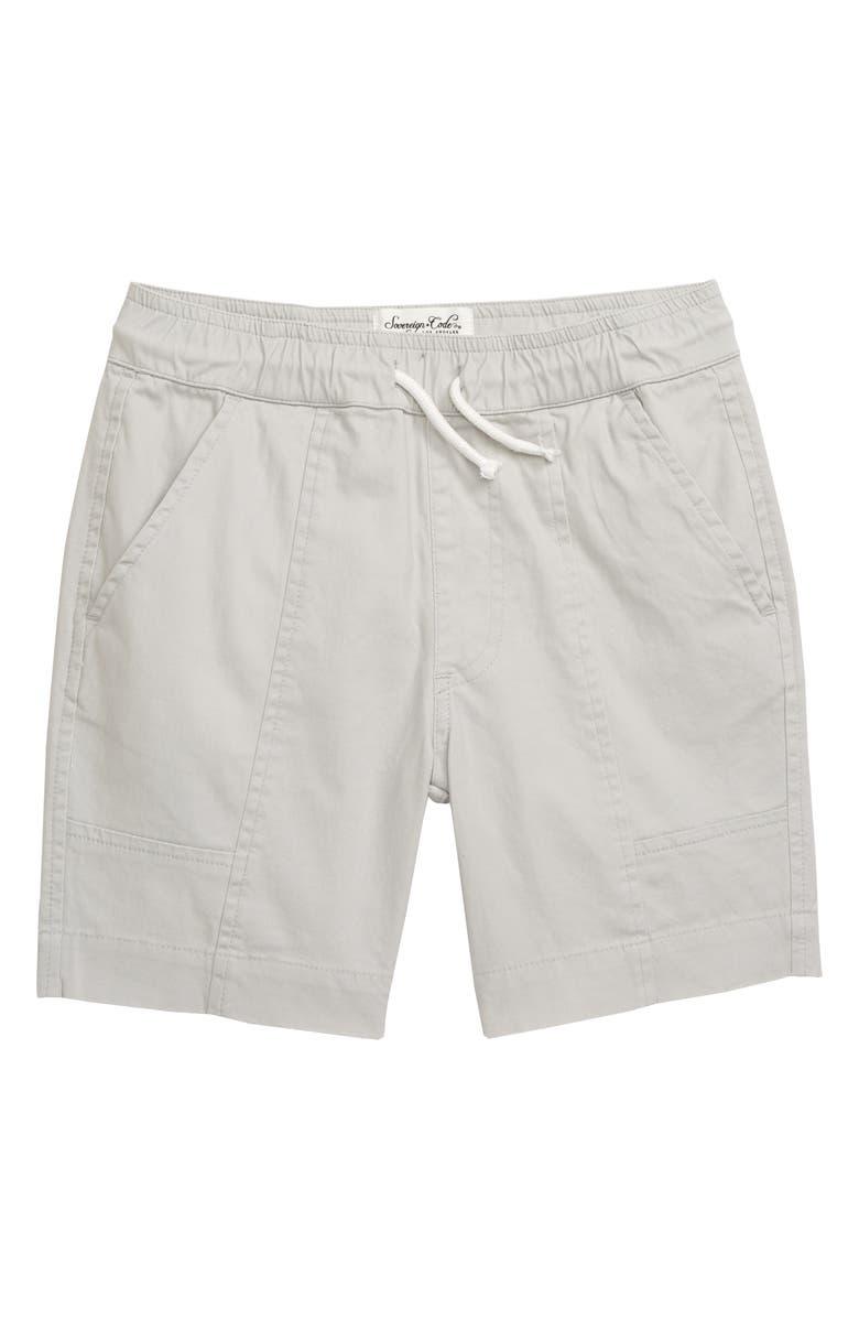 SOVEREIGN CODE Piston Shorts, Main, color, LIGHT GREY