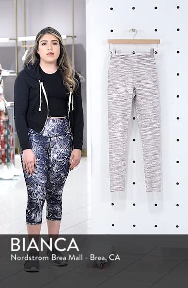 bb5e2ef60b9003 ... Live In Space Dye High Waist Leggings, sales video thumbnail ...
