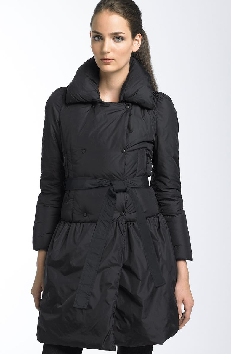 be00ab9e245 Add Down Belted Down Trench Coat | Nordstrom