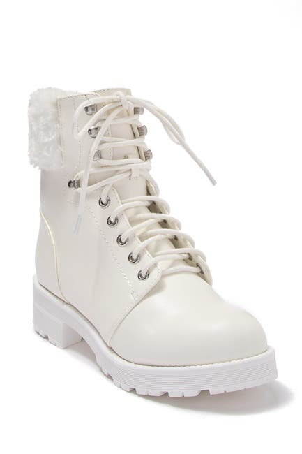 Image of MIA Jeremy Faux Fur Trimmed Boot