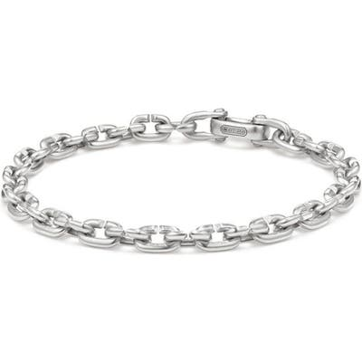 David Yurman Narrow Chain Link Bracelet