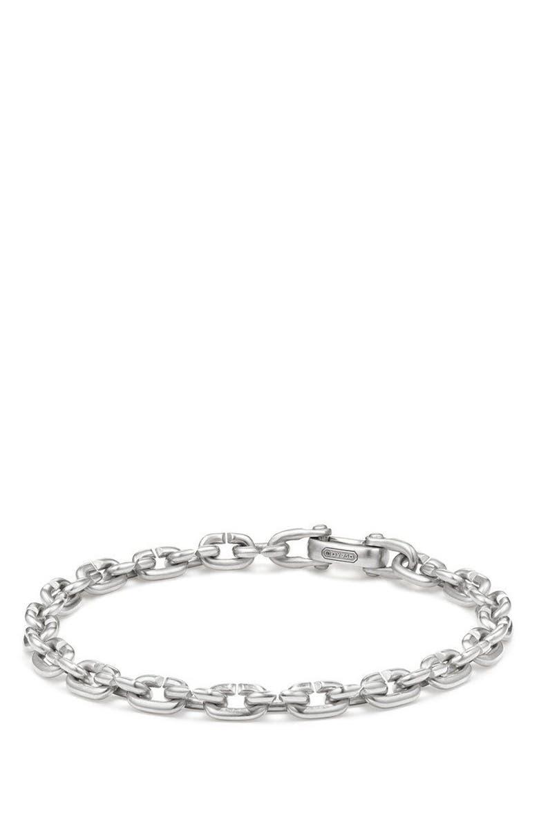 5e6cf290bc David Yurman Narrow Chain Link Bracelet | Nordstrom
