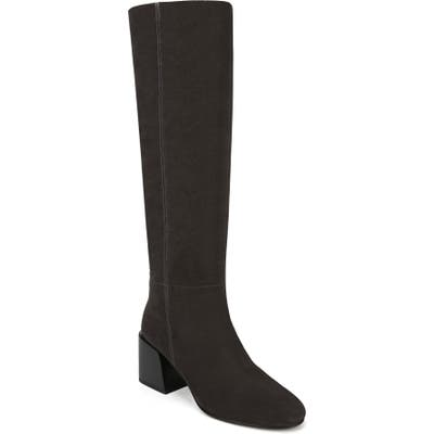 Via Spiga Desi Knee High Boot- Grey