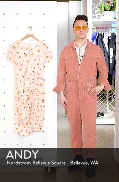 Cinch Front Dress, sales video thumbnail