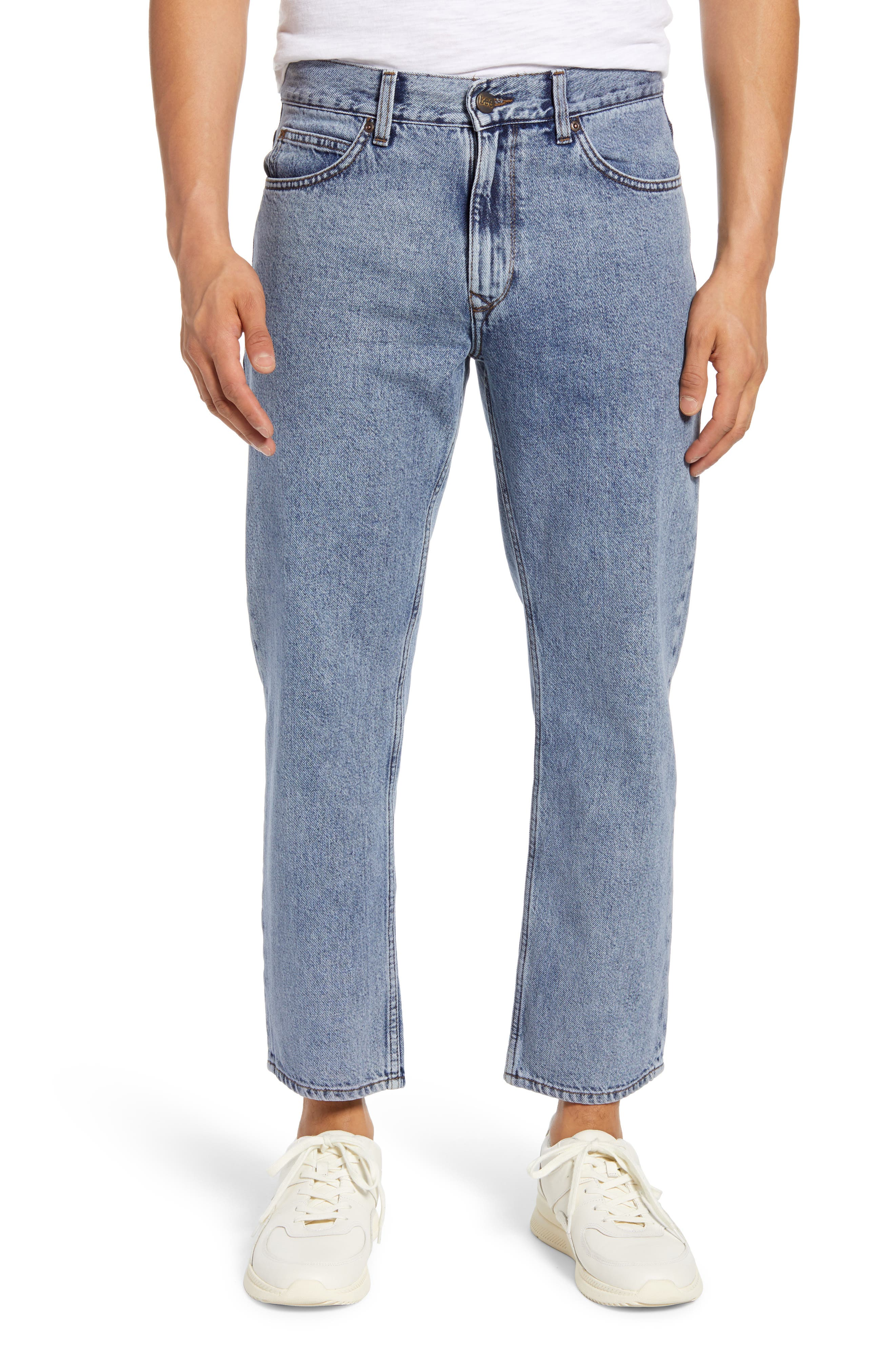 Dad Straight Jeans