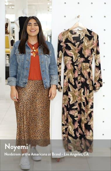 Valletta Long Sleeve Maxi Dress, sales video thumbnail